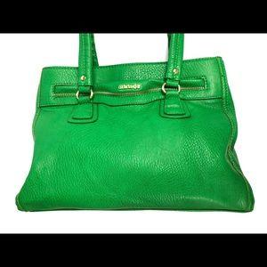 Olivia and Joy Green Shoulder Bag Medium